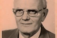 Firmengründer Alfred Kerger
